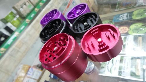 grinder moledor estilo cali crusher 53mm