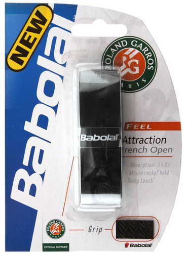 grip babolat attracion french open - super absorbente!