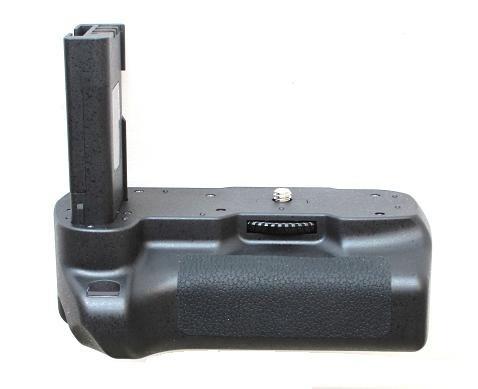 grip de baterias para nikon d40 / d40x / d60 / d3000 hm4