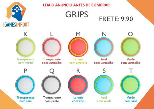 grip grips ps4, ps3, xbox360 one analogicos borracha o par