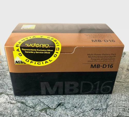 grip nikon mb-d16 para nikon d750 nuevo original