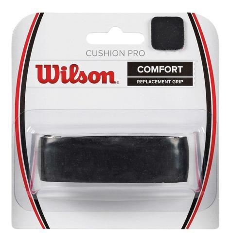 grip wilson cushion pro - en tenis con efecto olivos