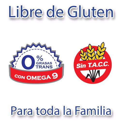 grisines libre de gluten smams x 2 cajas - riquísimos!!