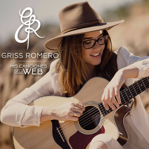 griss romero / mis canciones de la web /  disco cd