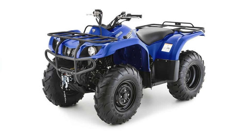 grizzly 350 cuatriciclo