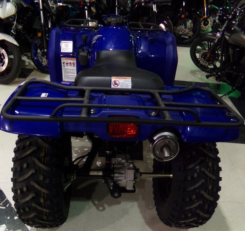 grizzly 350 cuatriciclo yamaha