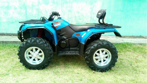 grizzly 450 yamaha