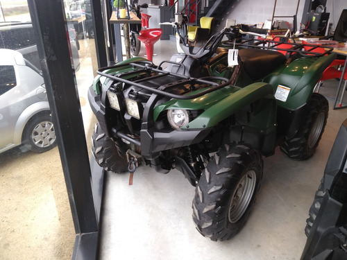 grizzly 550 4x4 at