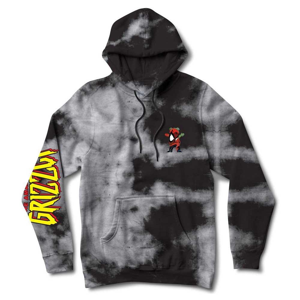 4e223126040e grizzly x spiderman hoodie original no thrasher supreme sk8. Cargando zoom.