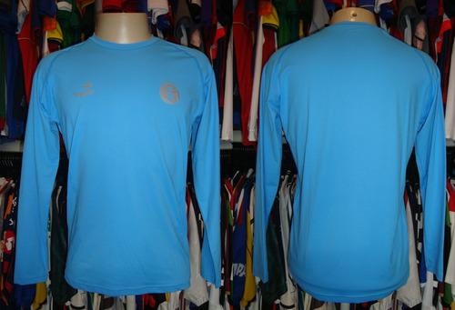 grêmio - camisa malha térmica manga longa