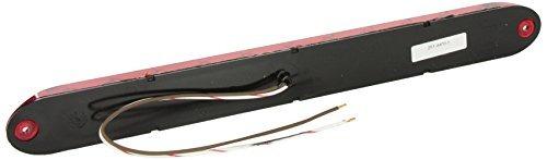 grote 49192 rojo 15 -inch delgado -line led bar luz