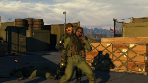 ground zeroes ps3 metal gear solid