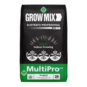Grow Mix Multipro 20 Sustrato Growmix Pro Gabba Grow Olivos
