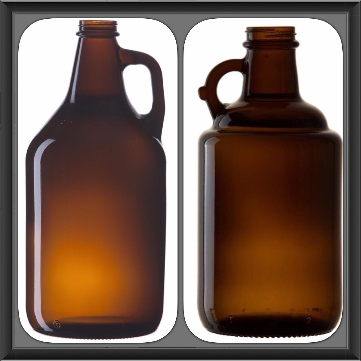 Growler Botell N Cerveza 1 Y 2 Lts Importados 90 00 En  # Muebles Nadir Avellaneda