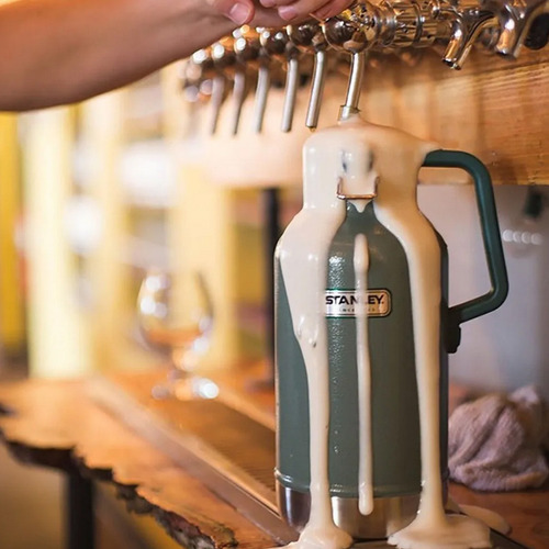 growler stanley botellón 1.9lts cerveza termo 24hs