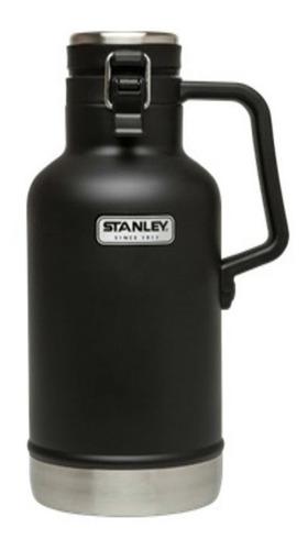 growler termo negro 2l cerveza 24hs stanley 10-01941-029 mm