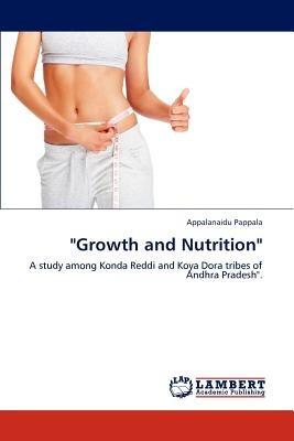 growth and nutrition ; pappala, appalanaidu envío gratis
