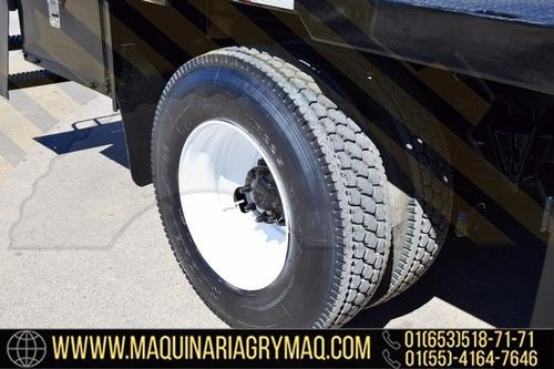 grua articulada 3.25 tons camion international 2000, hiab