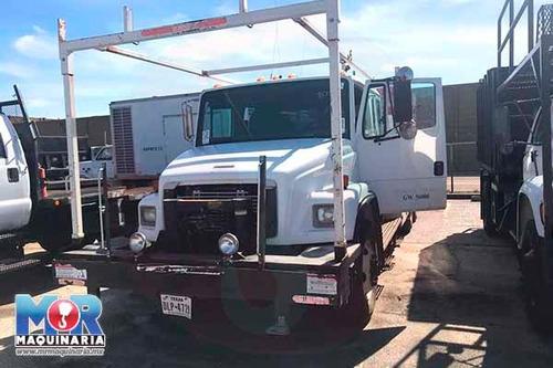 grua articulada 7.5 tons, camion freightliner 2003 nacional