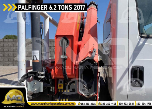 grua articulada international - terex digger 2010
