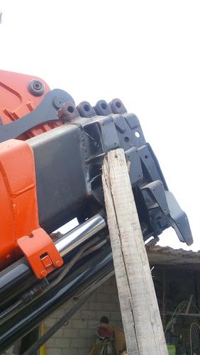 grúa articulada palfinger 7.5 ton