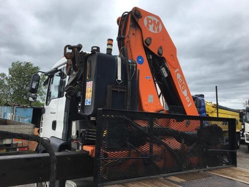 grúa articulada pm 16 toneladas para camión grúa