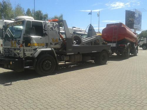 grua auxilio miguel remolque pesados camiones colectivos