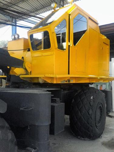 grua brazo extendido 10 mt 20 ton