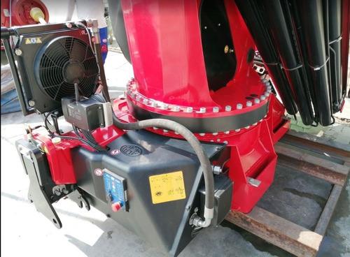 grua/ brazo hidraulico  nueva hmf 4020 k8  extens.con winche