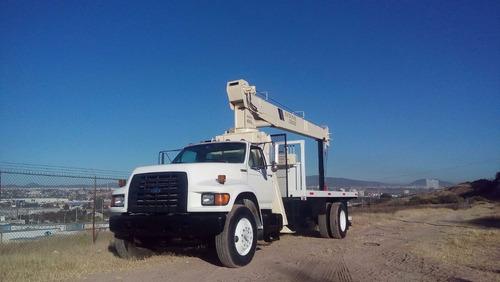 grua camion titan ford 1996