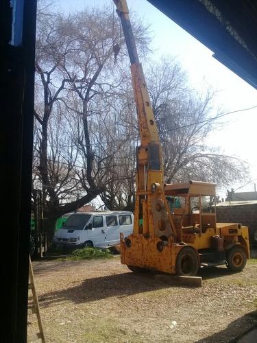 grua crane 7,8 tn