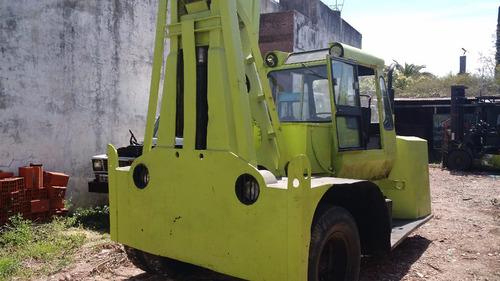 grua crane mobile 7,5 tn