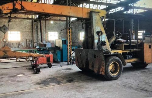 grua cranemovile de 8000kg motor diesel envios al interior