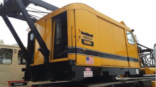 grúa de 45 toneladas marca american