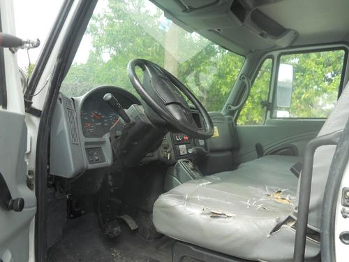 grua de canastilla altec l42m en camion international 2007