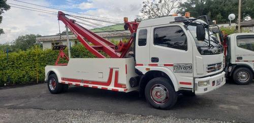 grua de gancho para vehículo pesado