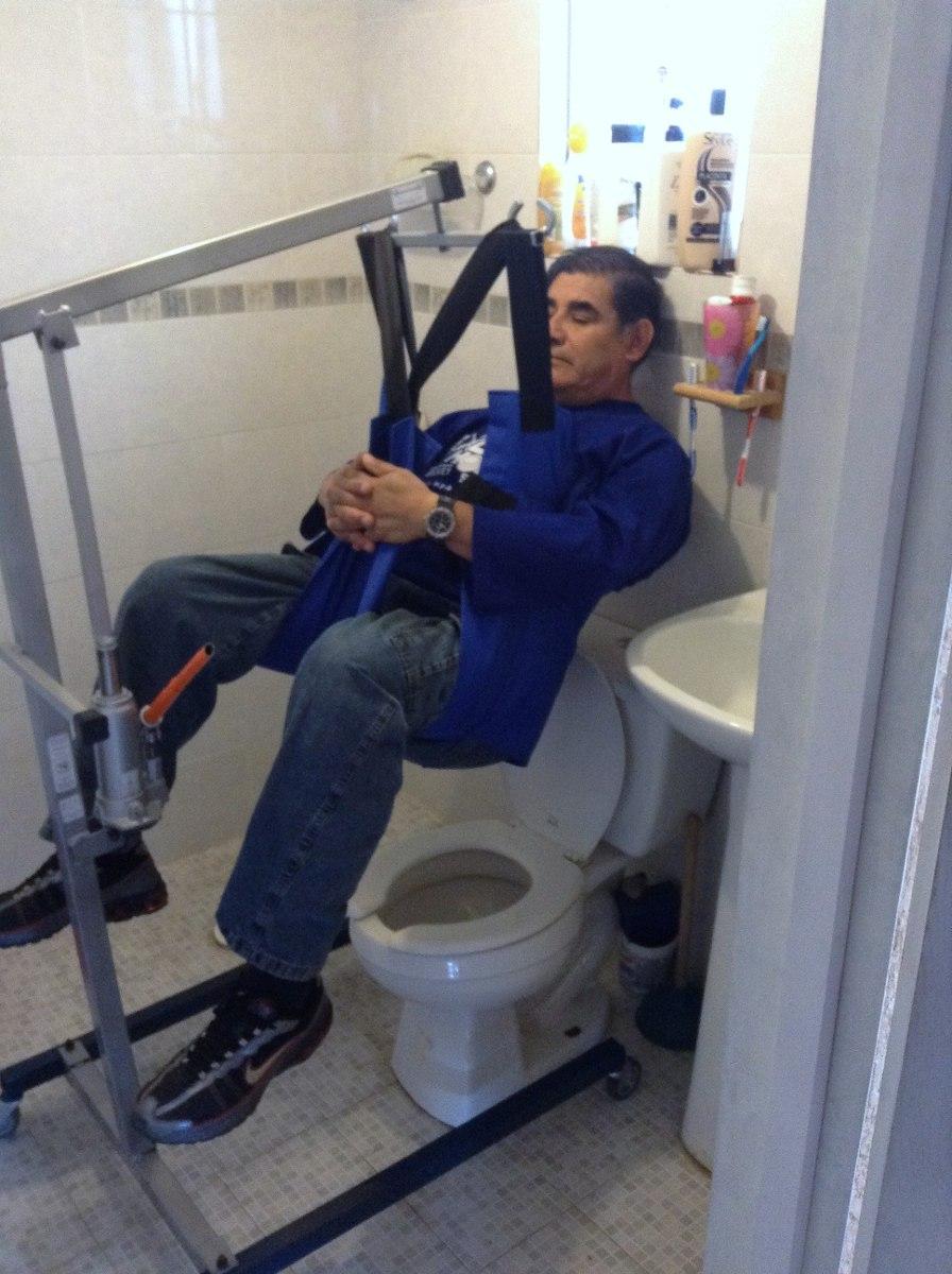 Gr a discapacitados enfermos pacientes completa env o for Sanitarios segunda mano