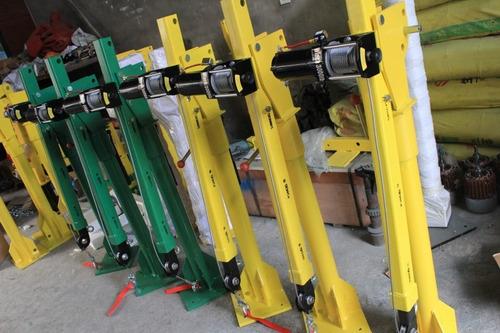 grúa eléctrica para camioneta de hasta 800 kilos