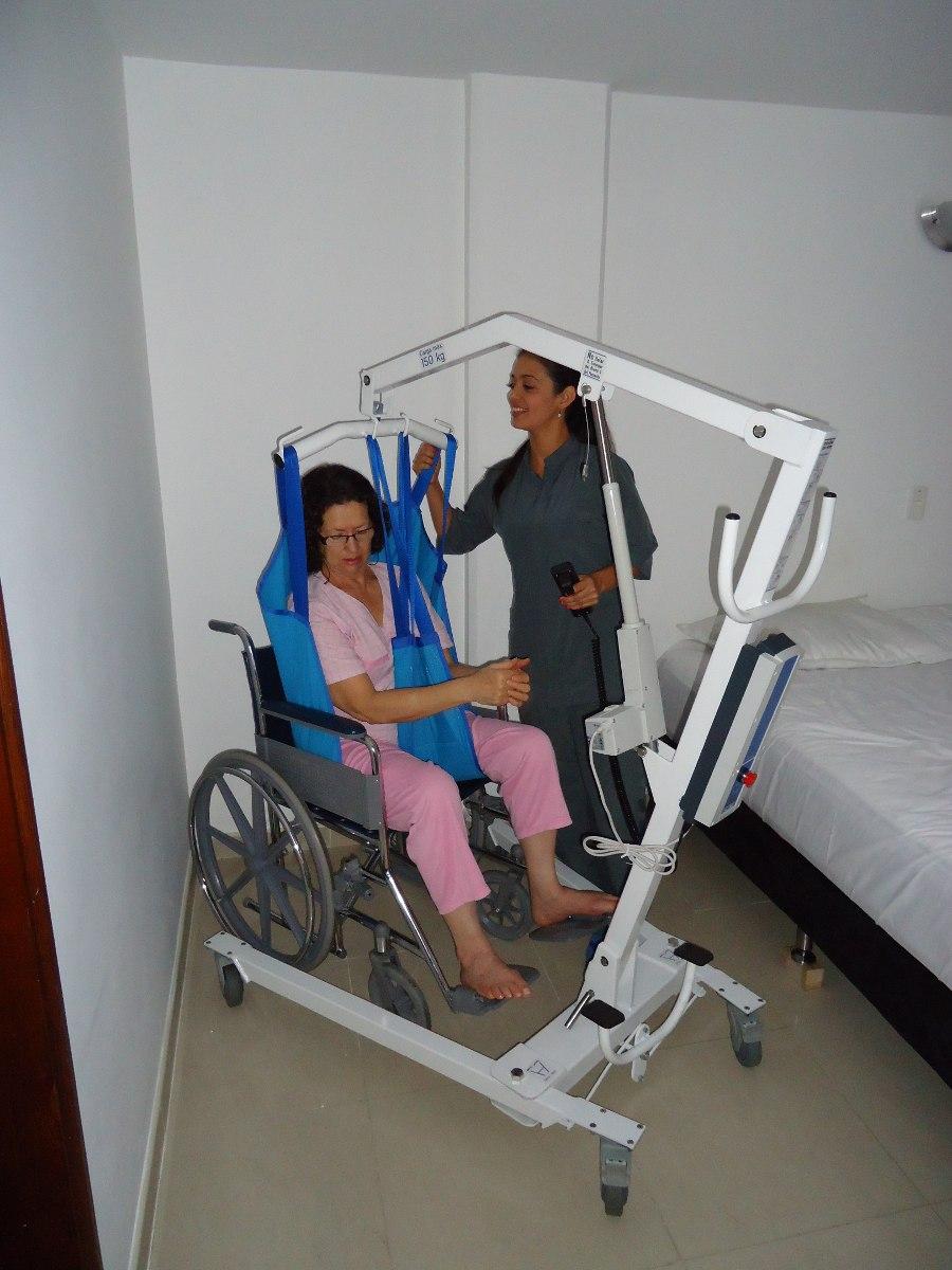 Gr A Electrica Para Traslado De Pacientes Discapacitados