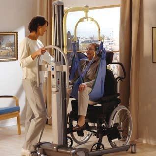 grua elevadora para personas con movilidad reducida
