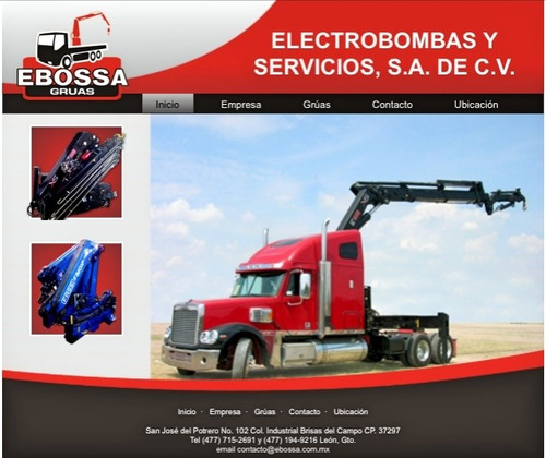 grua fassi f155 nueva de 6 toneladas, garantizada - ebossa g