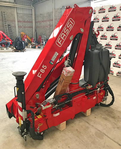 grua fassi f85b.0.23 nueva de 3.8 toneladas, - ebossa grúas