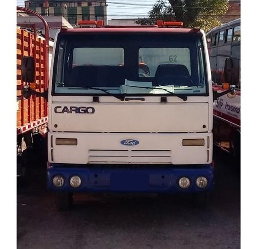 grua ford cargo 815