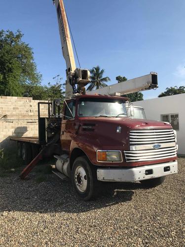 grúa ford de 12 toneladas 1996