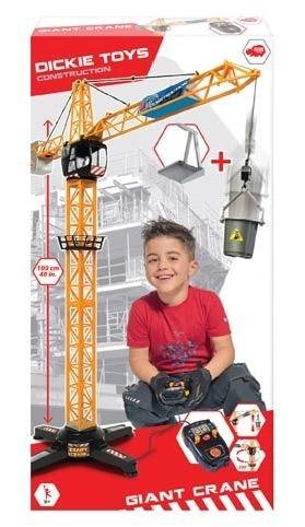 498a1cda21796 Grúa Gigante Giant Crane Dickie Toys Control 2411 La Plata - $ 2.590 ...