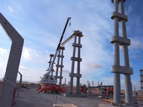 grúa gottwald 16 ton certificada