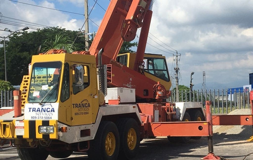 grua grove 50 ton.,mod.tms 750b,negociable.