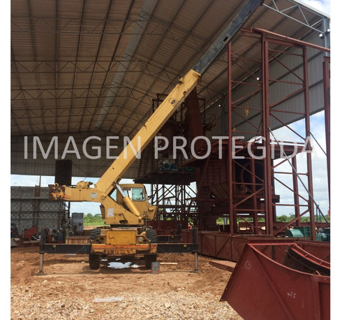 grua grove rt522