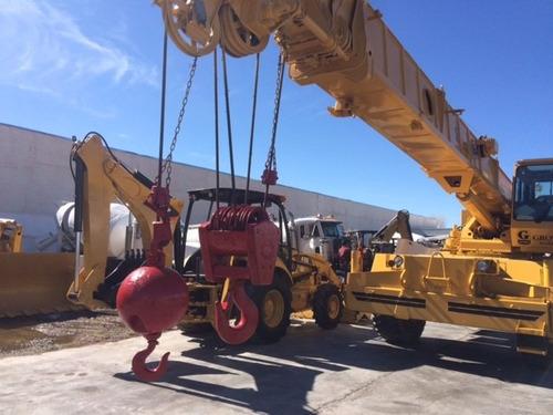 grua grove rt635c mod. 1997 para 35 toneladas  como nueva