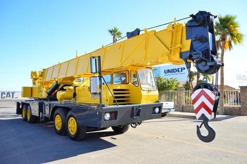 grua grove tms375 45 toneladas